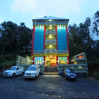 Gate Way  Hotel,Munnar